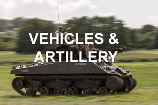 WW2 Vehicles and Artillery